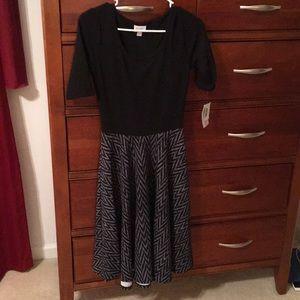 NWT Lularoe Nicole Dress